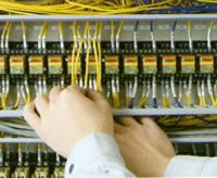 中央監視盤をはじめ、高低圧配電盤